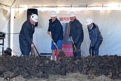 DiVentures breaks ground on future site