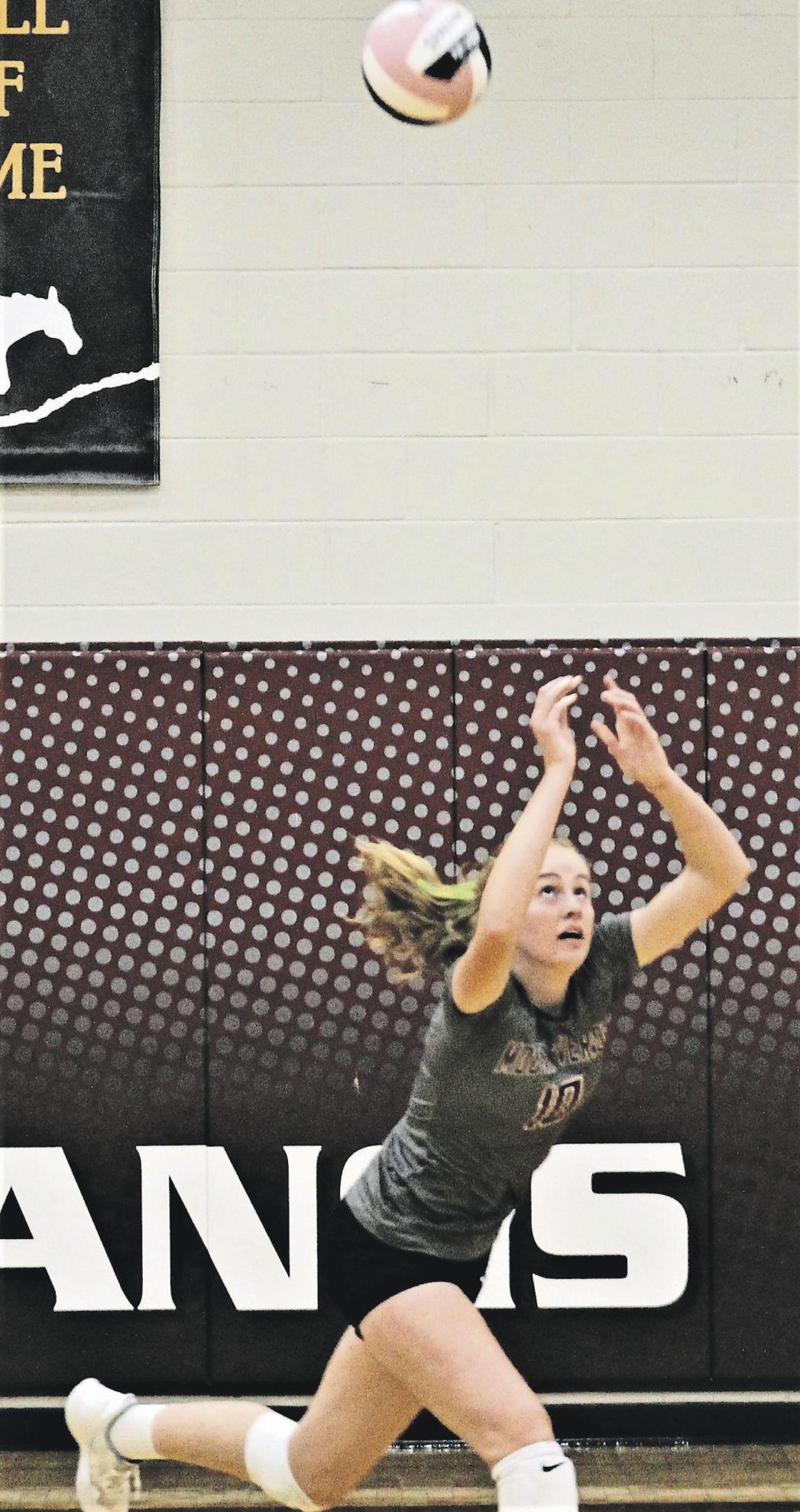Mount Vernon Volleyball Miller