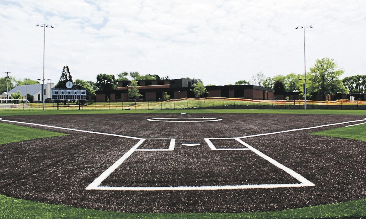 Van Metre Softball field