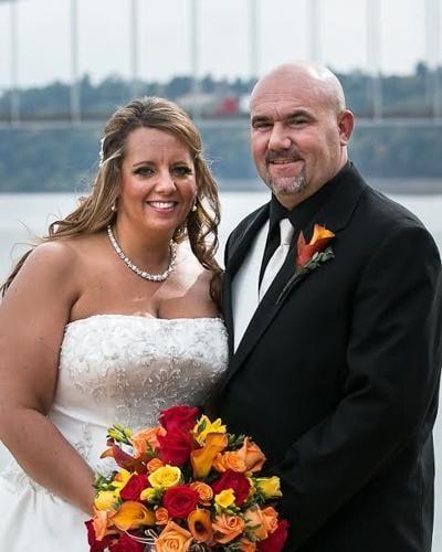 WEDDING: Bierer and Edwards