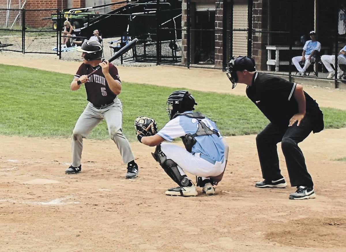 MV Baseball Collin Swantz