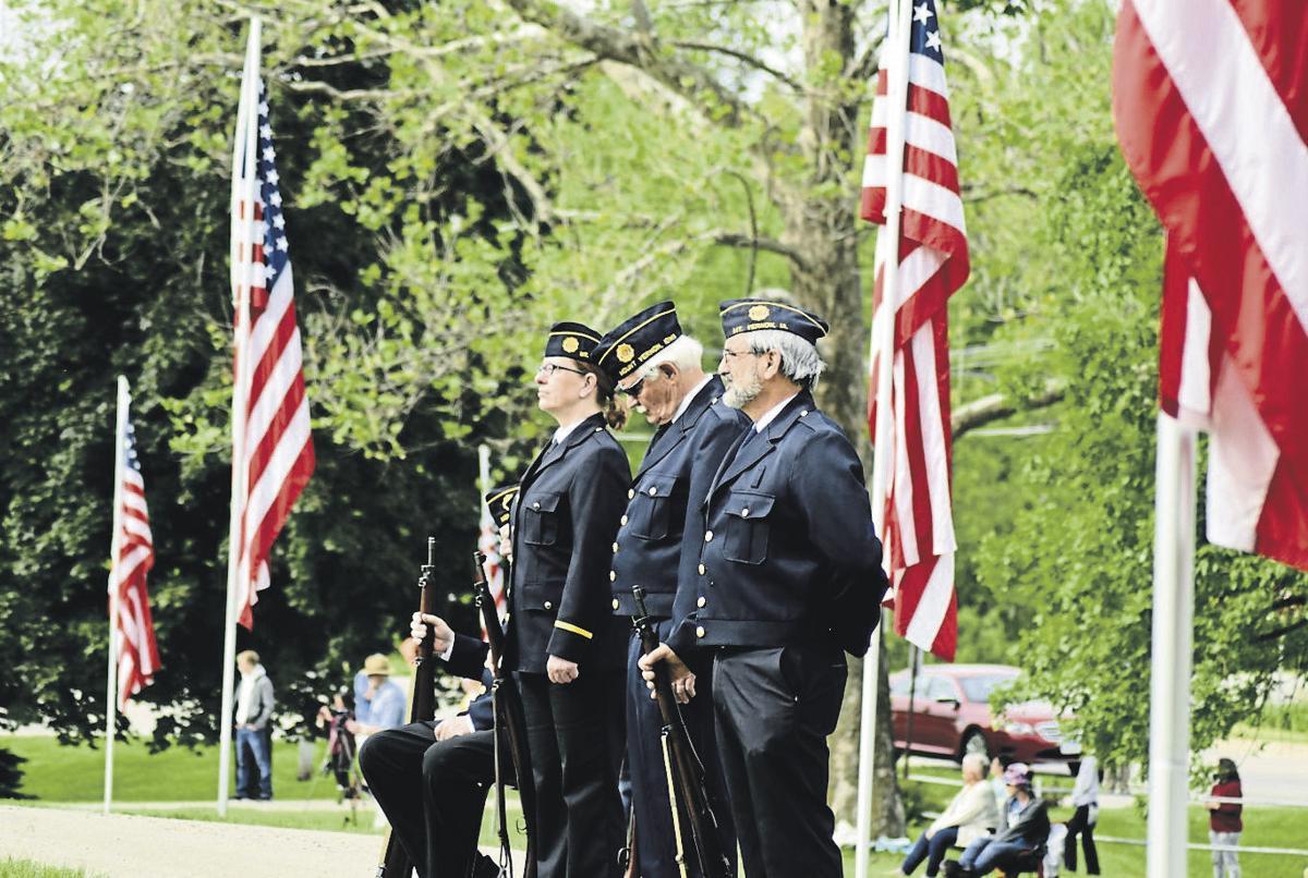 Memorial Day in Mount Vernon