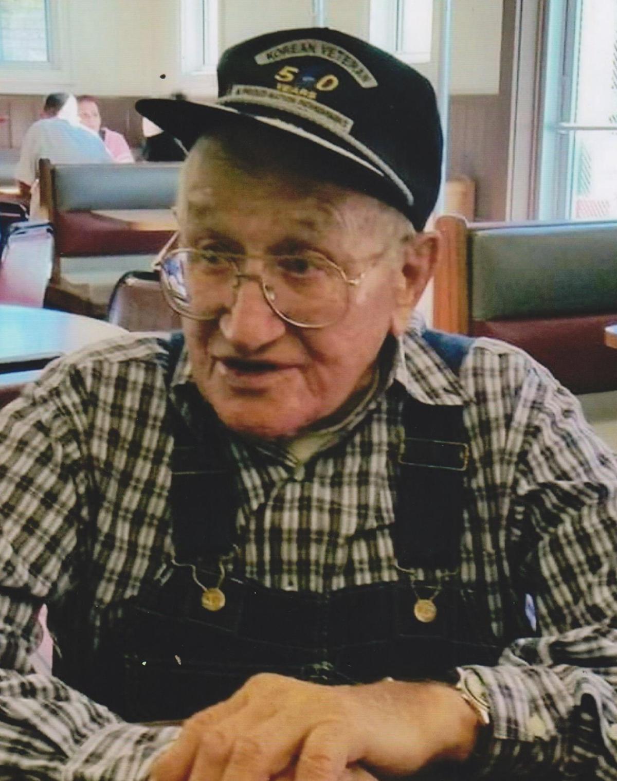 Obituary Parsons George photo 1