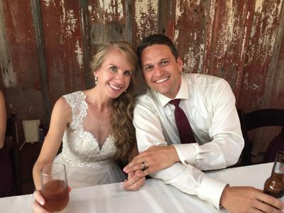 Mr. and Mrs. Michael Conmey