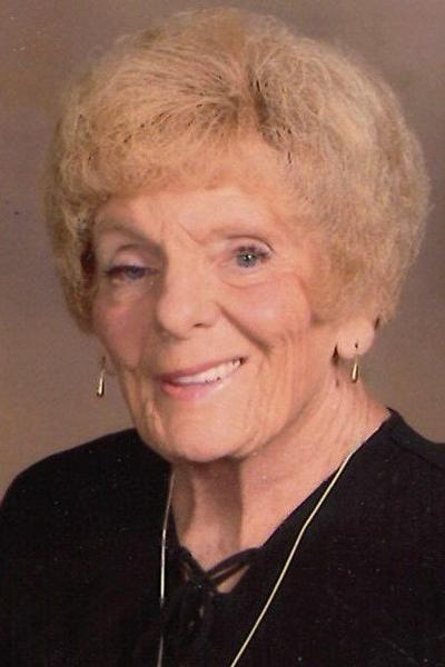 Obituary Swenka Mary photo