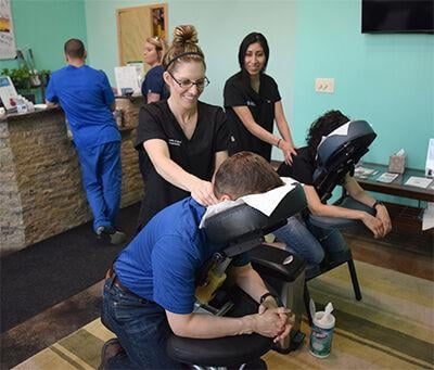 Family & Sport Chiropractic hosts inaugural Make-A-Wish fundraiser