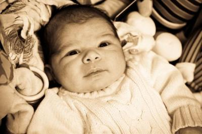 Birth: Benjamin Iker Willem Zuazua