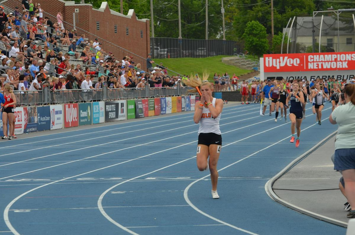 Erin Kerkhoff wins