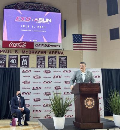 Deeper look into EKU Athletics' move to the ASUN Conference