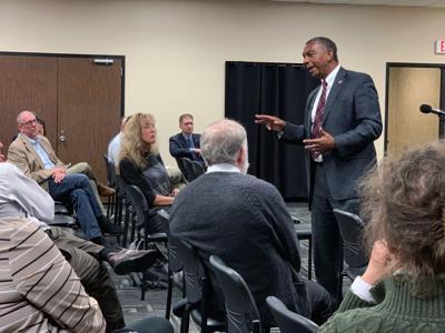Kentucky Council on Postsecondary Education Listening Tour at EKU