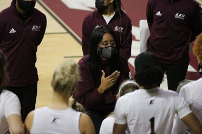 EKU Samantha Williams resigns as women's basketball head coach