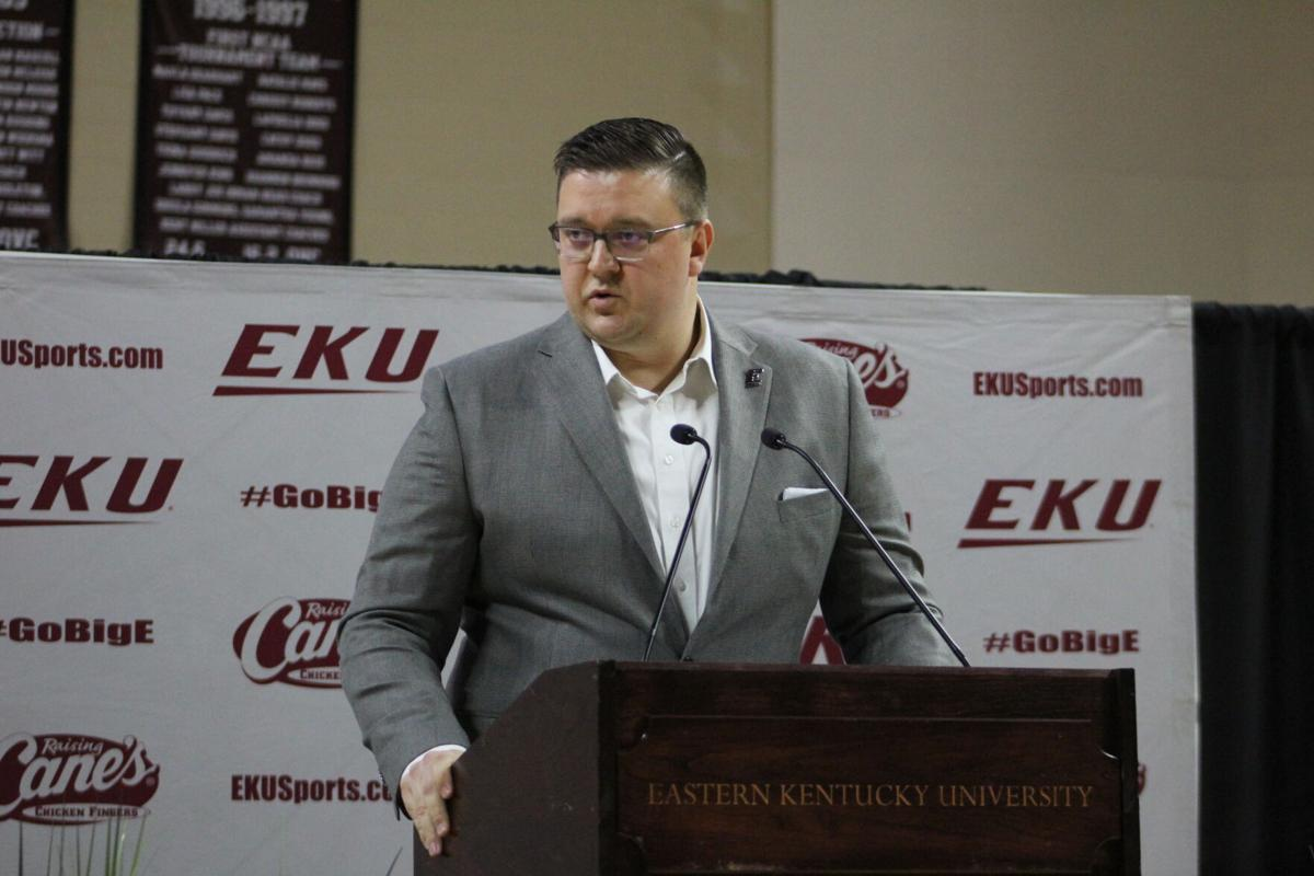 """EKU Athletics """"expects to win"""" in the ASUN Conference"""