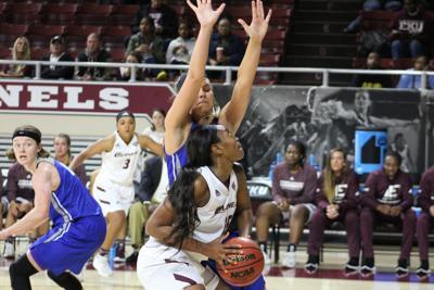 EKU women's basketball