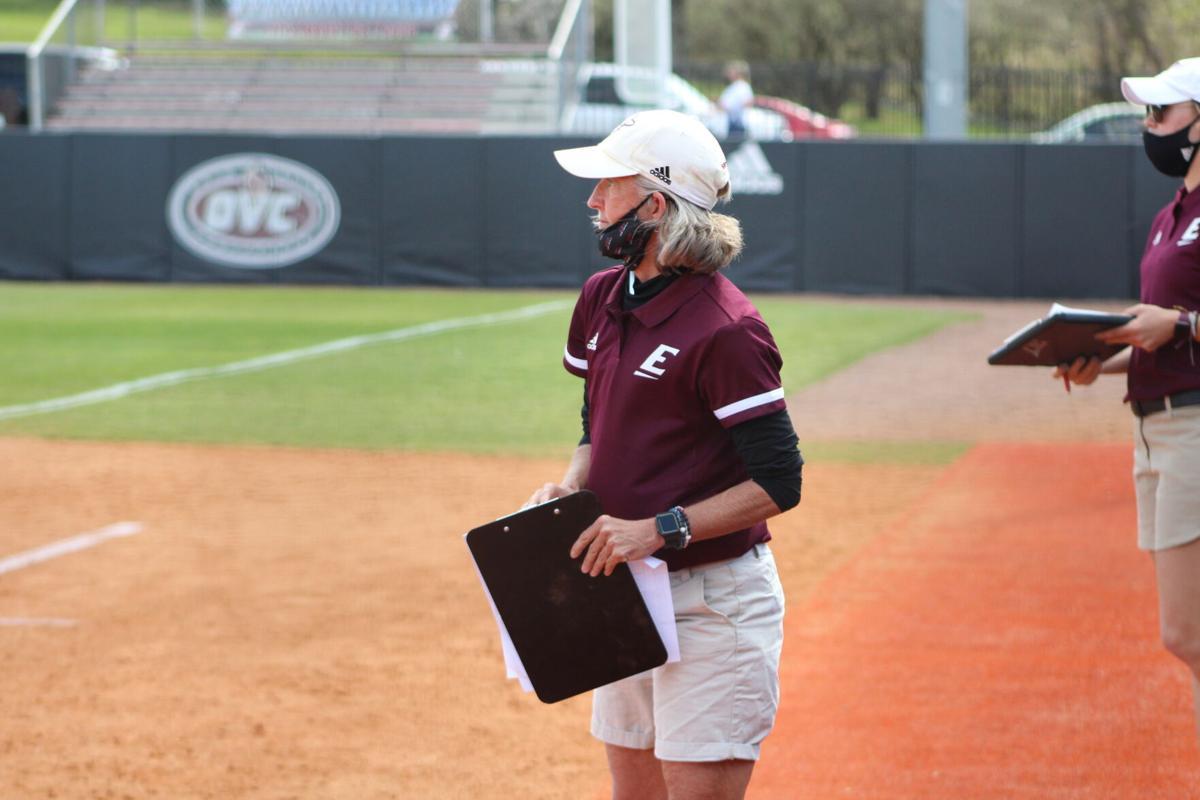 Head Coach Jane Worthington