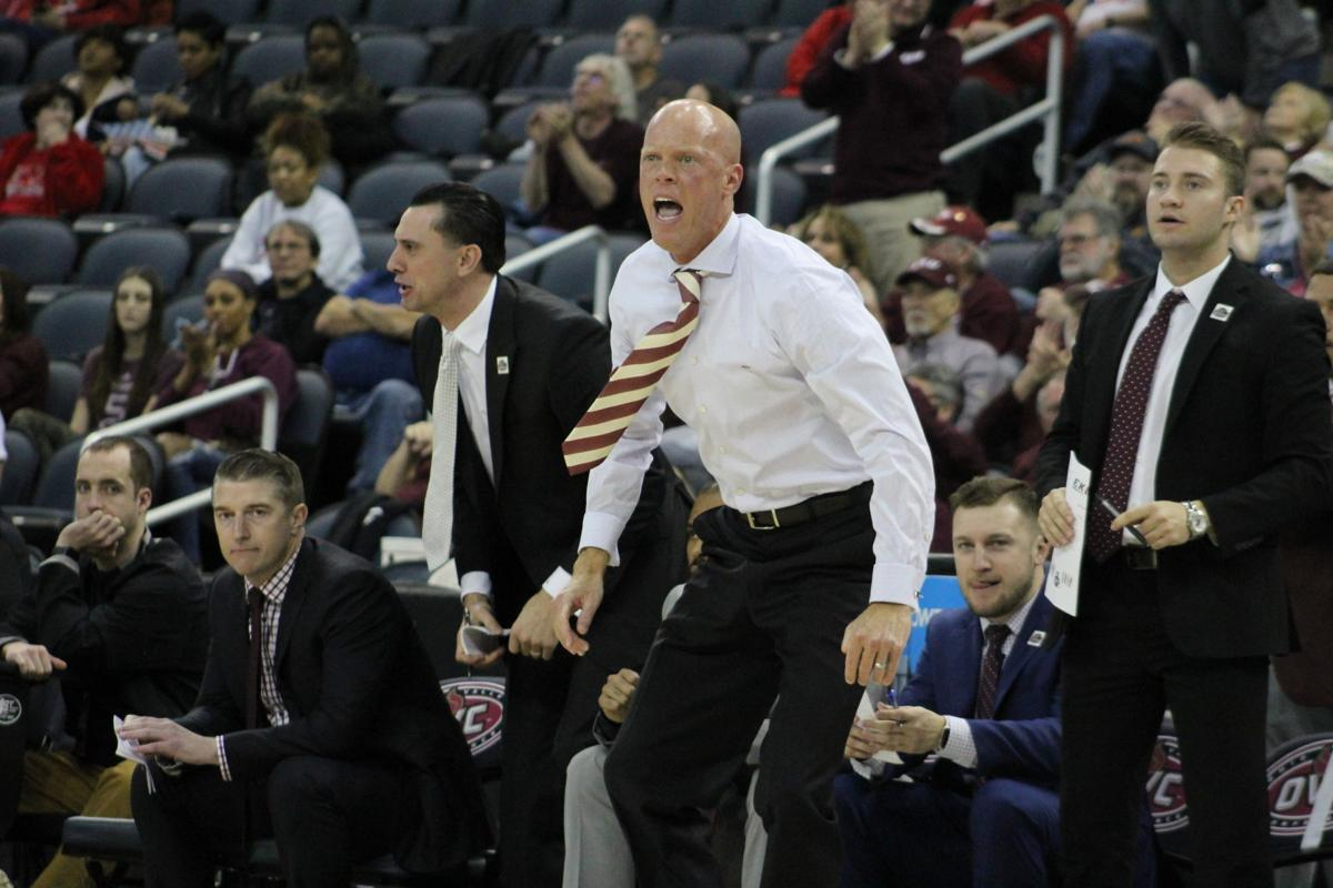 EKU men's basketball head coach A.W. Hamilton signs two-year contract extension