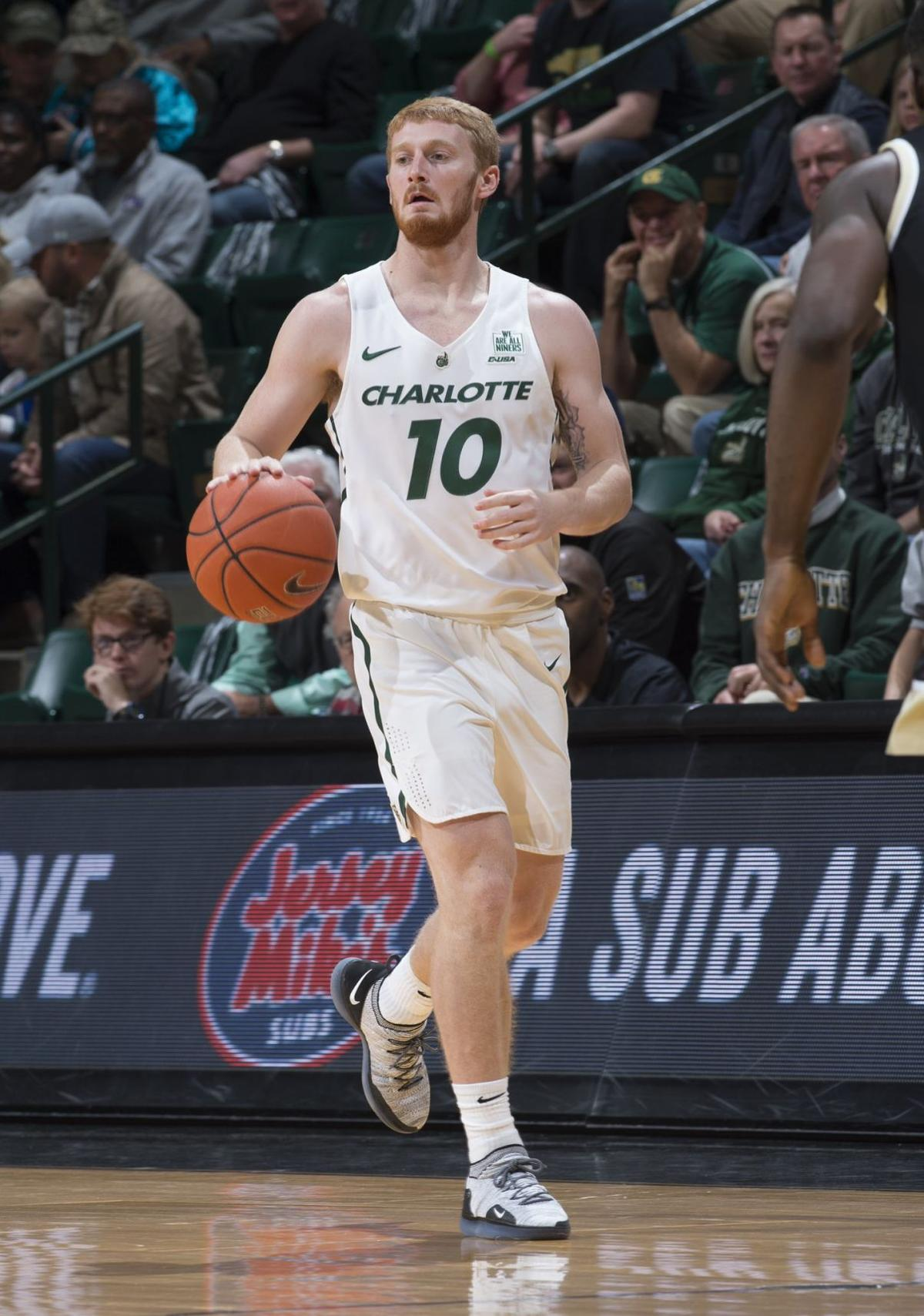 Cooper Robb commits to EKU men's basketball program