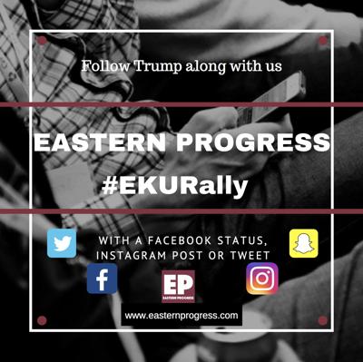 EP Rally flyer