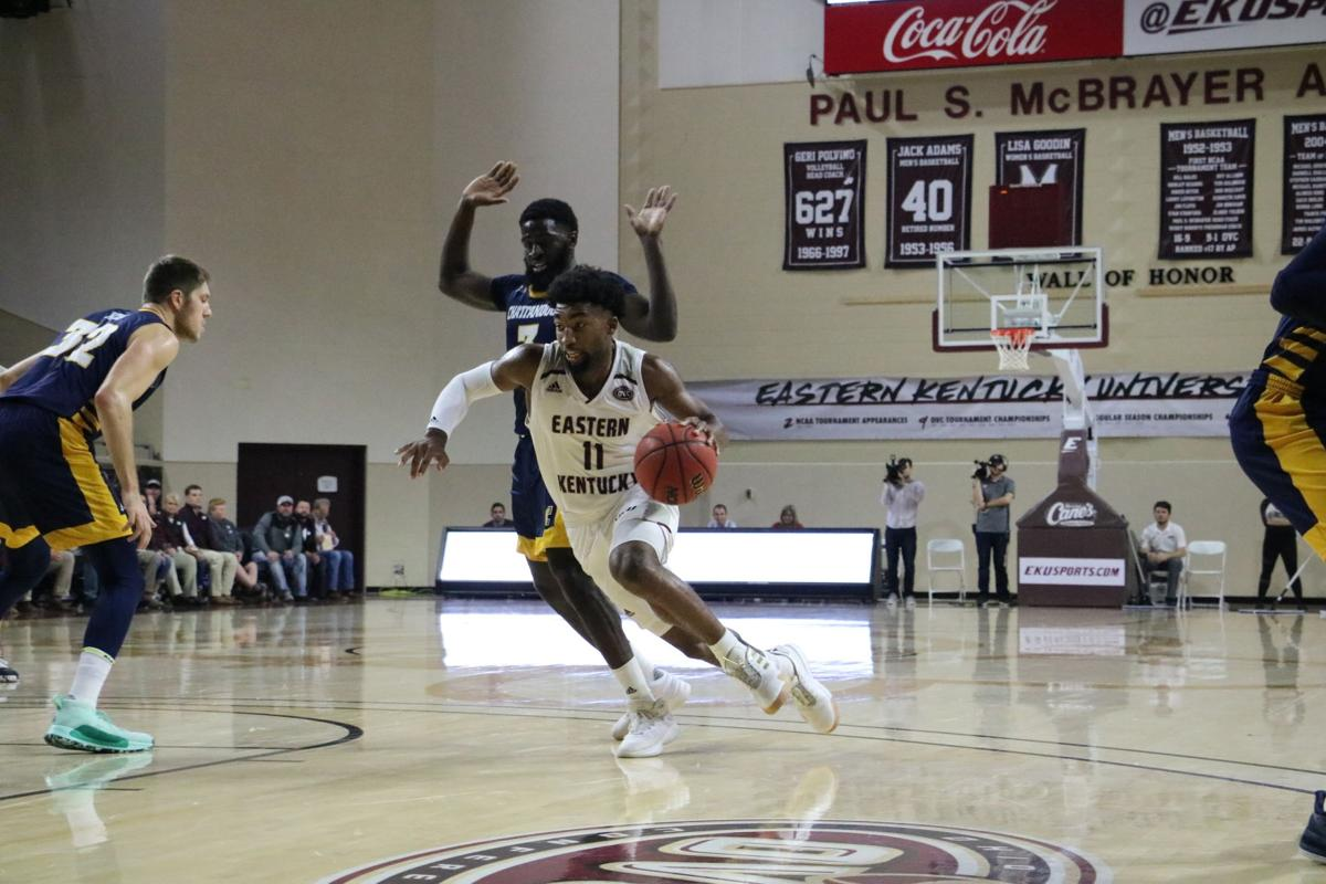 EKU men's basketball starts the 2019 campaign 1-0 after win over Chattanooga