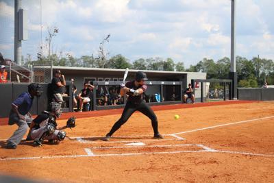 eku softball vs. georgetown college