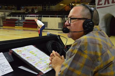 """The Voice of the Colonels"": Greg Stotelmyer"