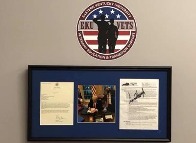 STEM scholarship awarded to student veterans