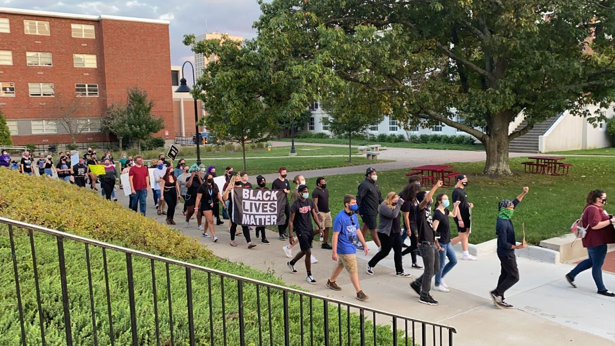 PHOTOS: Supporters gather for Black Lives Matter march