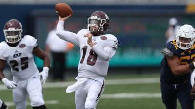 EKU football travels to The Citadel