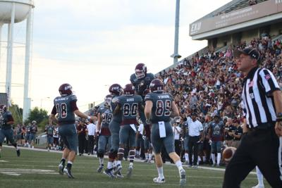 EKU football home opener moved to Thursday night
