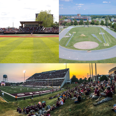Turf and lighting projects announced by EKU athletics