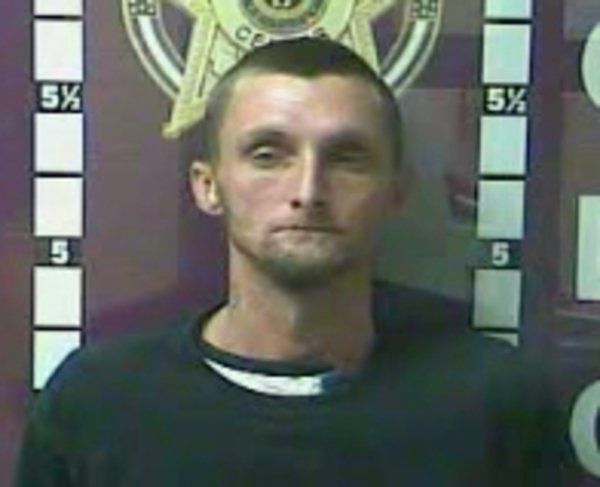 Man charged with trafficking meth