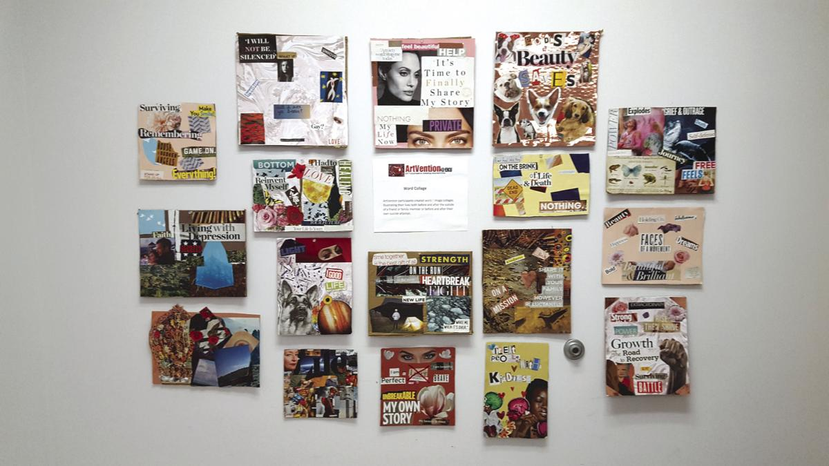 Collage in Cammack