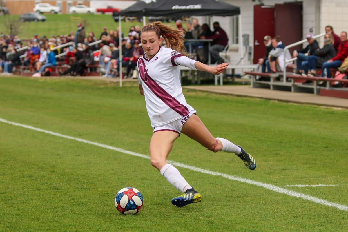 PHOTOS: EKU soccer defeats first-place SEMO, 2-1 on senior day