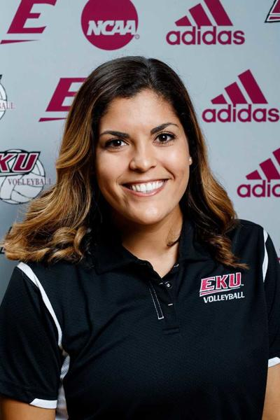 Johnna Fouch named new volleyball coach