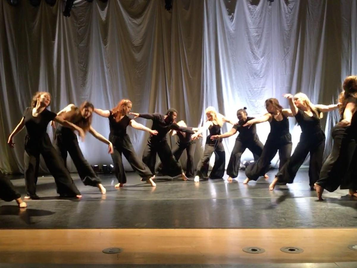 Dance Theatre performance