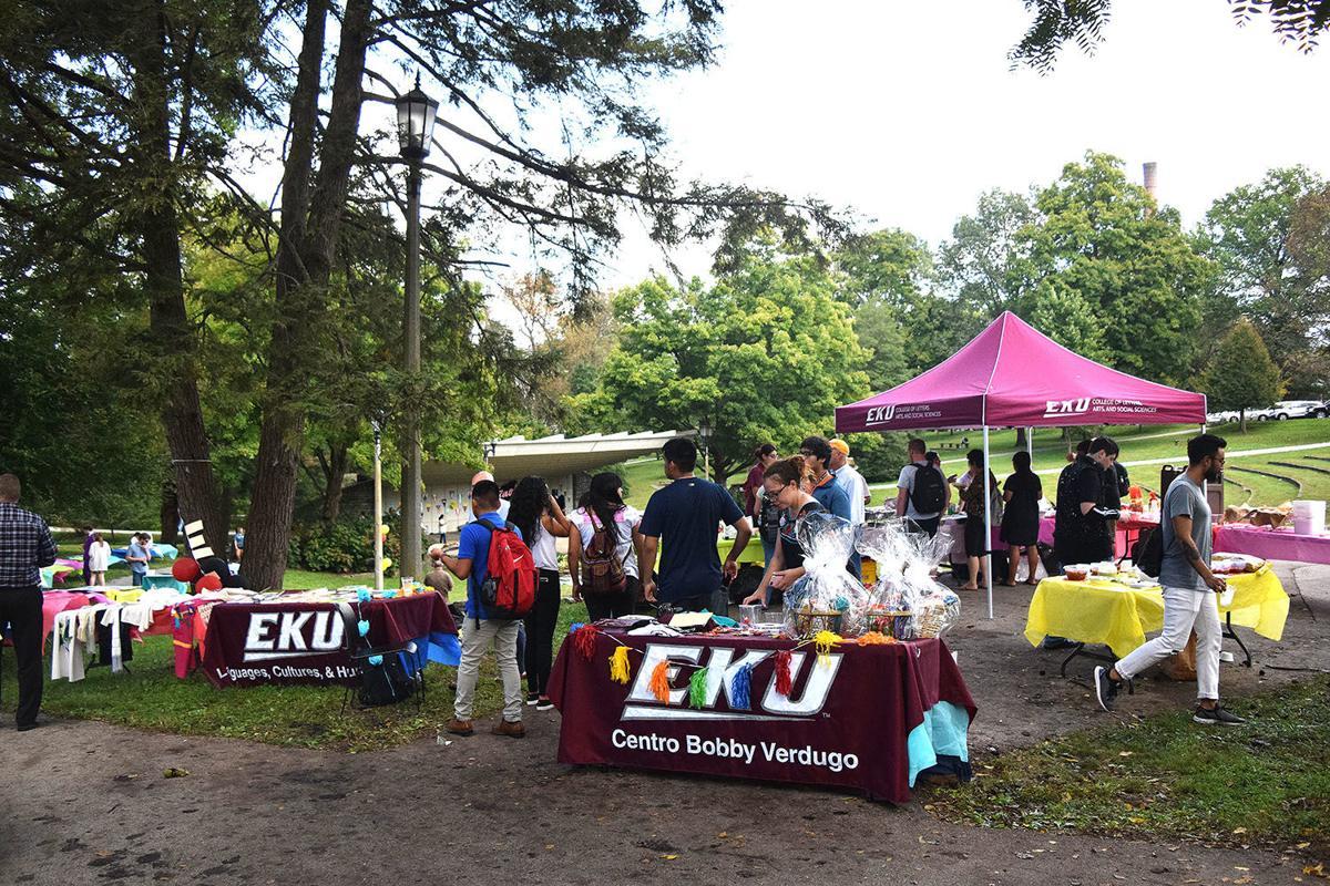 EKU Latino St. Fair 2018
