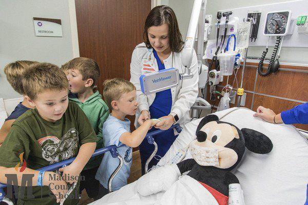 Baptist Health Richmond hosts Teddy Bear Fair