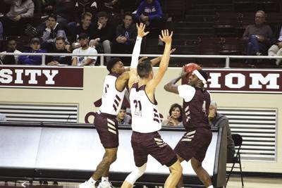 EKU mens basketball