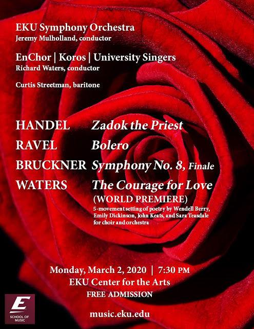 EKU Symphony Orchestra and EKU CHOIRS