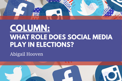 Column: What role does social media play in elections?
