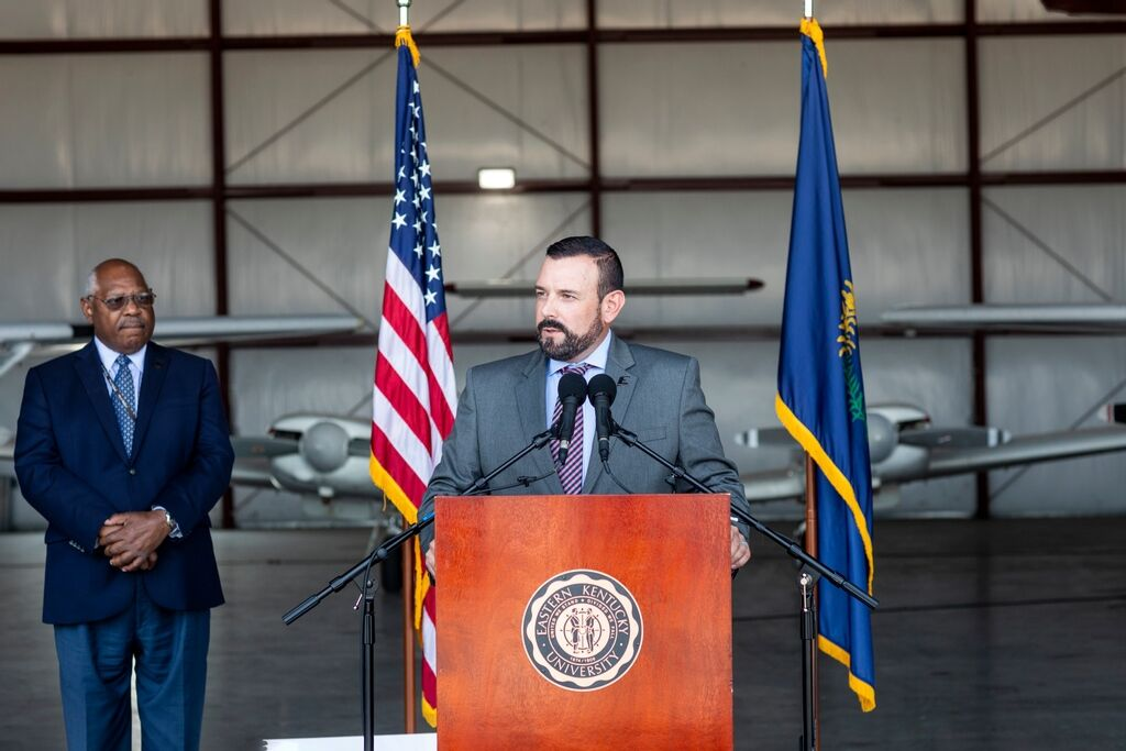 Flying high: $1 million investment to Central Kentucky Regional Airport infrastructure announced