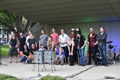Rock in the Ravine: EKU hosts LexiFest Battle of the Bands