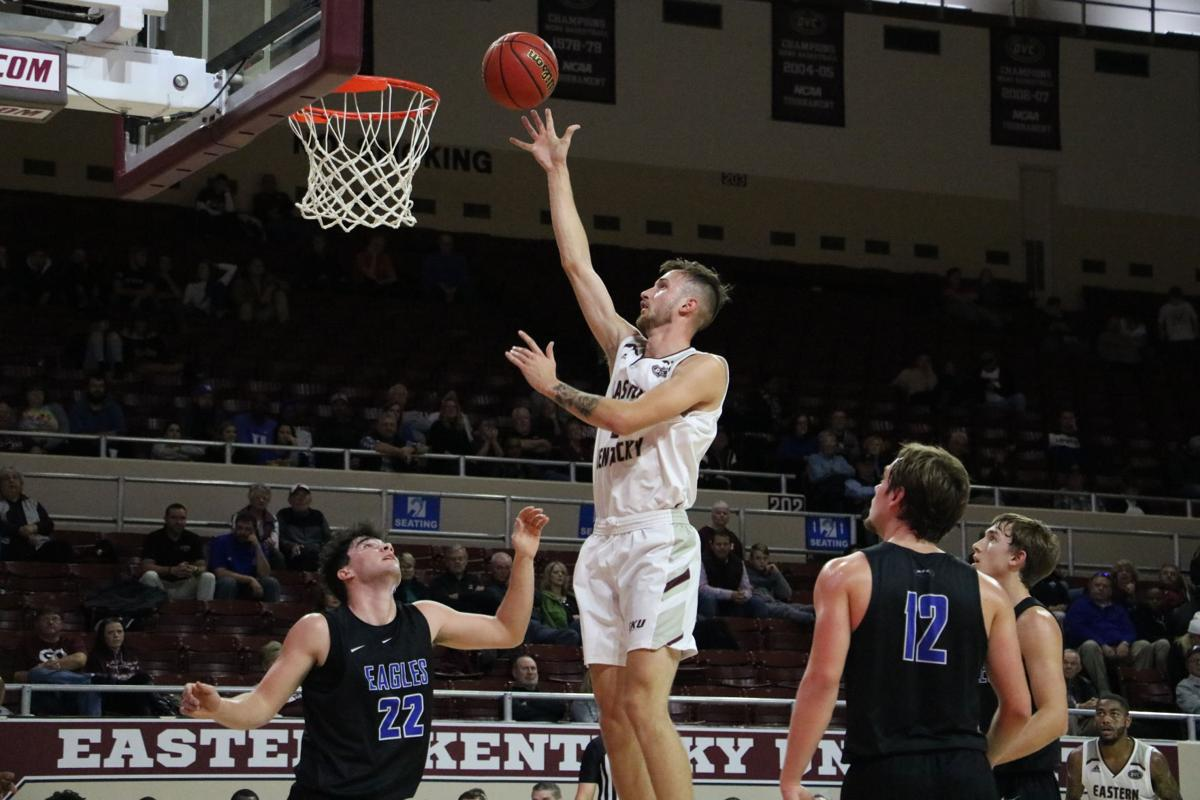 From Australia to the U.S.: Anderson makes his mark at EKU