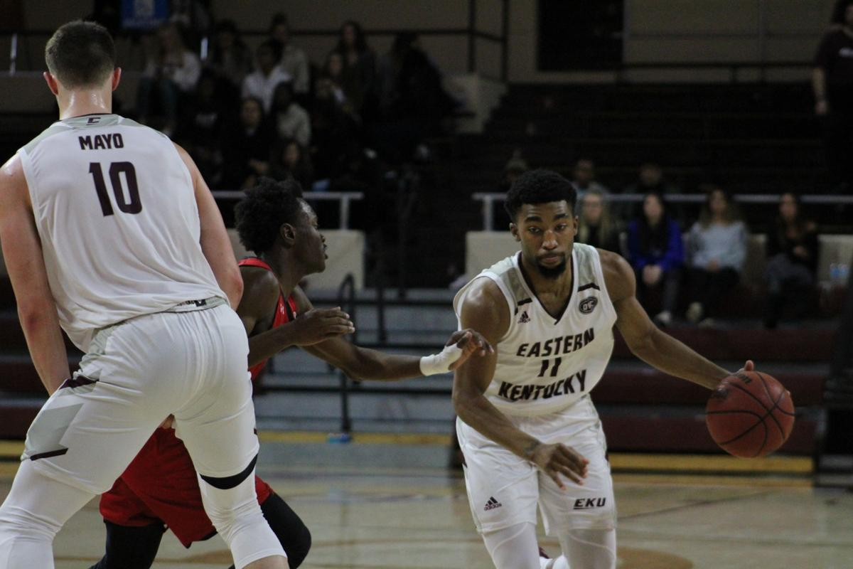 JacQuess Hobbs's buzzer beater lifts Colonels over SEMO on historic night