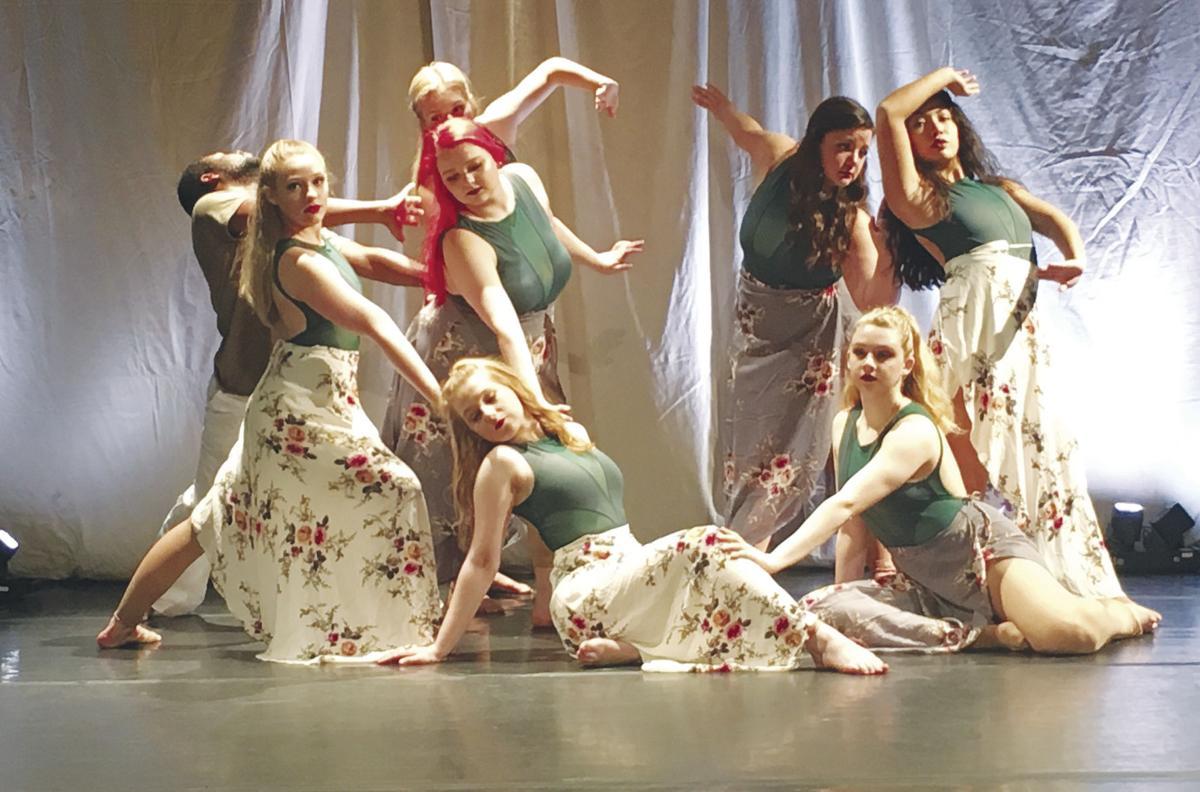 Dance Theatre photo shoot