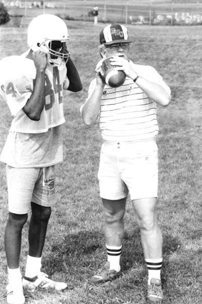 EKU Athletics mourns the passing of longtime assistant football coach Joe Blankenship