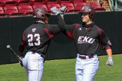 Dayton's homers too much for EKU, Flyers cruise 20-13