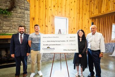 EKU receives largest single gift in institution's history