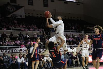 EKU men's basketball off to the best start in OVC play in 41 years
