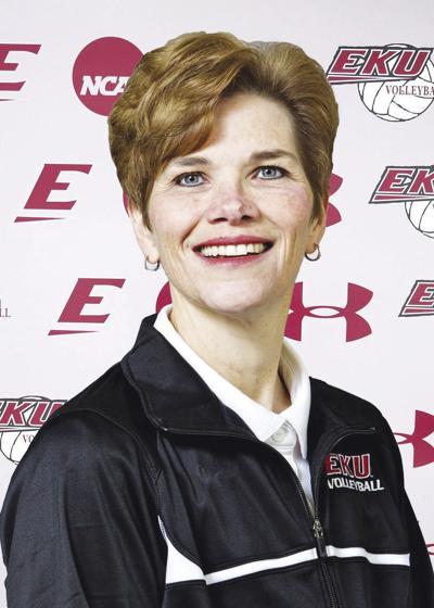 EKU volleyball coach