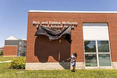 Eastern Scholar House bears new honorary name